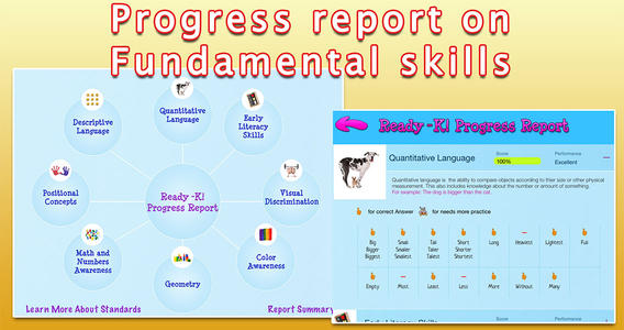 Help Kids Be Ready for Kindergarten with ReadyK – Progress Chart for Kids