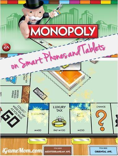 Monopoly on the go