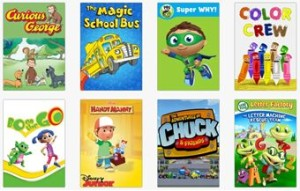 Netflix kids educational shows