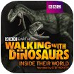 Walking with dinosaures