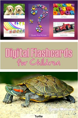 Digital Flashcard for Kids