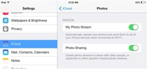 How to Share Photos Directly from iPhone iPad Photo Stream 1