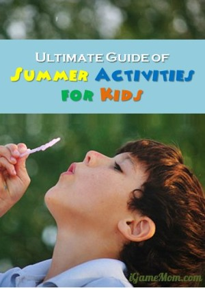 Ultimate Kids Summer Activity Guide