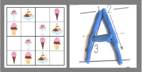 free printables for early learning activities