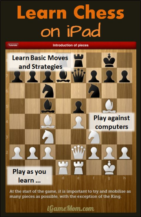 Learn Chess on iPad