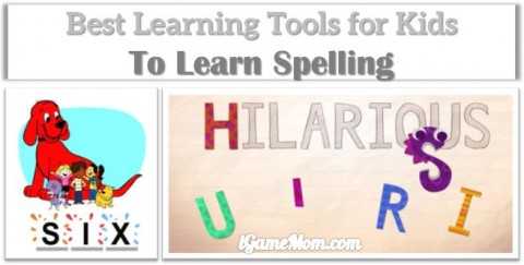 Spelling learning tools