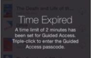 screen time limit iphone ipad 8