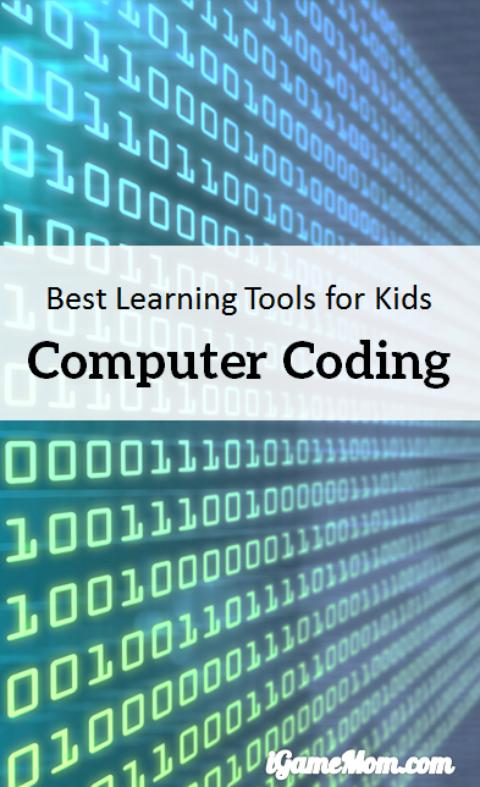 Learn computer coding at your own pace from these top picks of computer coding learning tools for kids -- no matter what your kids level is, from knowing nothing about coding, to already writing programs, you can find a tool for your child. Some are apps, some are programs you can access on computers, some are even free. Great learning resource for school or homeschool.