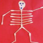10 Kids Skeleton Crafts To Learn About Human Body post image