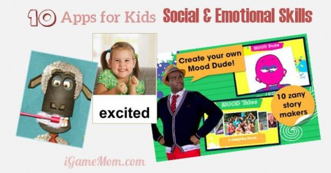 apps for kids learn social emotional skills