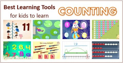 Best counting learning tools for kids