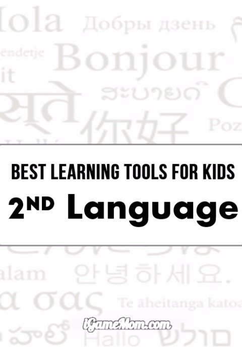 Kids learning a foreign language? Use the best online learning resources for studying 2nd languages, for preschool to high school. Some are even free. Spanish, Germany, French, Chinese, … | bilingual
