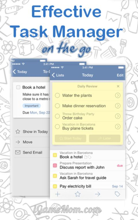 Effective Task Manager On The Go