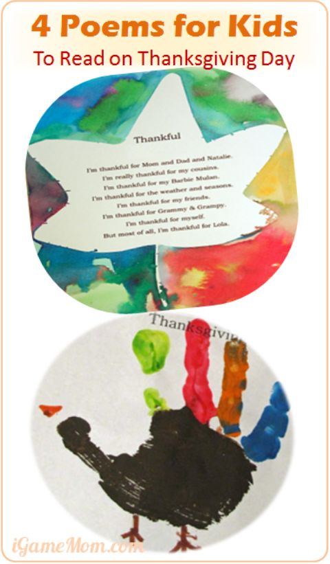 Poetry Crafts For Kids
