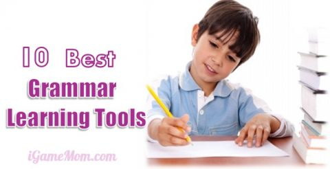 best grammar learning tools for kids