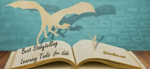storytelling learning tools with refreshing teaching ideas and fun activities for kids