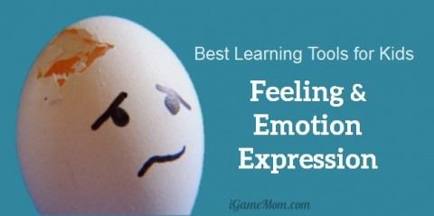 Best learning tools for kids to learn feeling emotion expression articulation