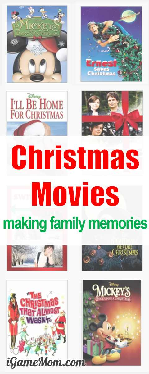 Christmas movies for kids on Netflix great for kids of all ages. Easy and fun family holiday tradition for lasting family memories