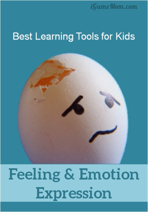 Best learning tools for kids – feeling and emotion expression