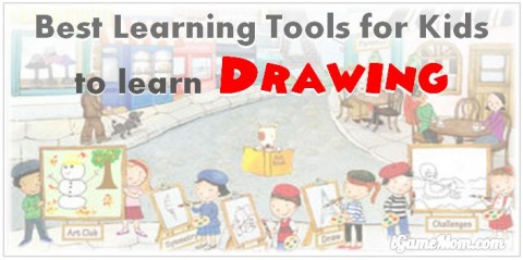 best drawing learning tool for kids