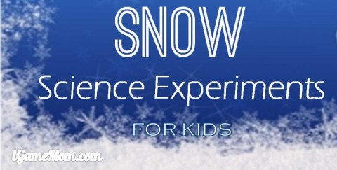 fun snow science experiments for kids wonderful winter activities
