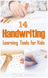 Best Handwriting Learning Tools for Kids