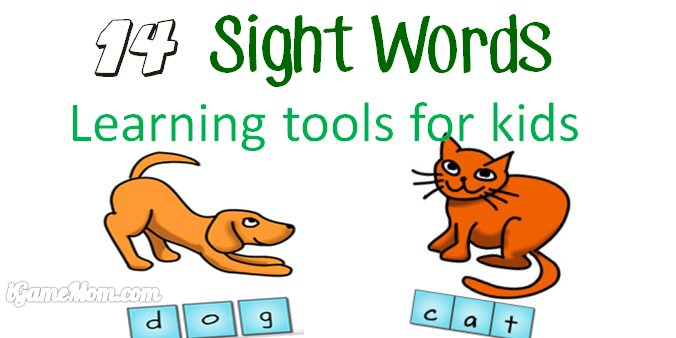 Best Sight Words Learning Tools For Kids