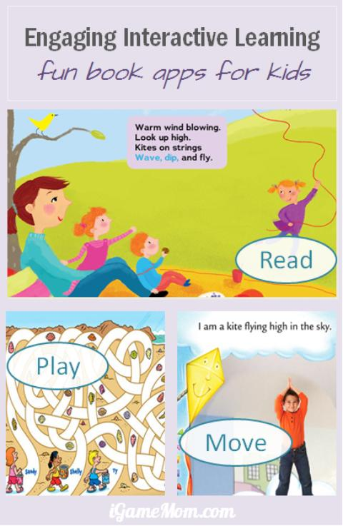 engaging interactive book app series for kids Highlights All About