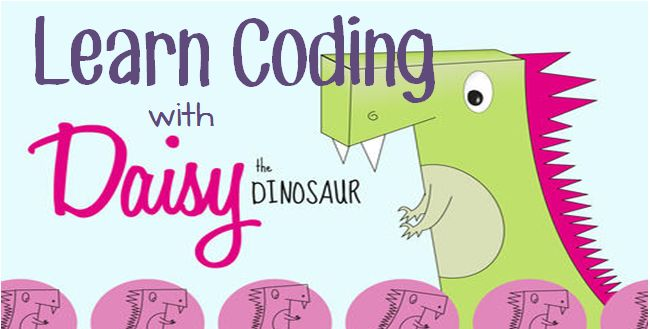 Free App: Teach Young Children Computer Coding with Daisy the Dinosaur