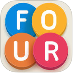 Free App: Challenging Word Games with Four Letters post image