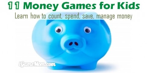 fun money games for kids