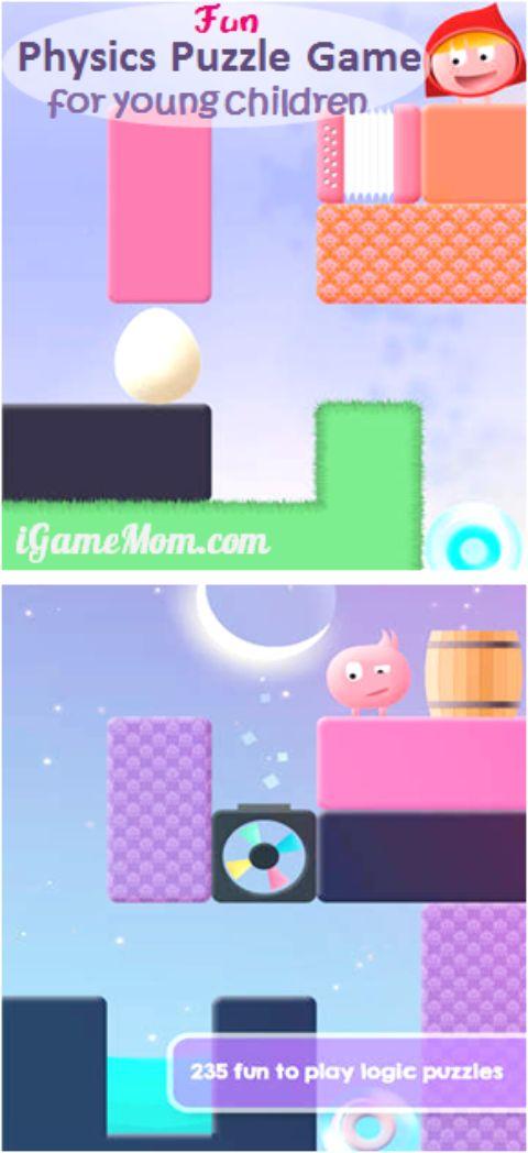 fun physics science games for preschool kindergarten kids