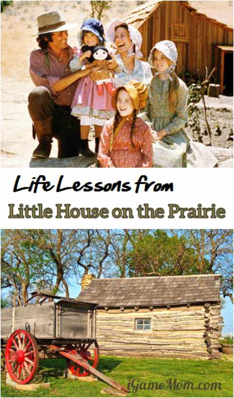 Life lessons from Little House on the Prairie
