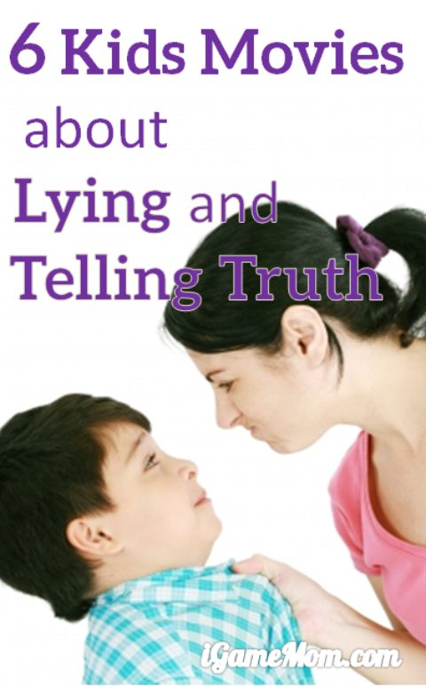 How to teach kids about lying and telling the truth? Using movies is a great way -- with the stories kids can see the consequence and come to the judgement themselves. For the next family movie night, why not pick some good movies for kids, not just have a good time, but also have some meaningful parenting chat.