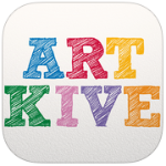 Save and Enjoy Kids Art Clutter-Free with ArtKive App post image
