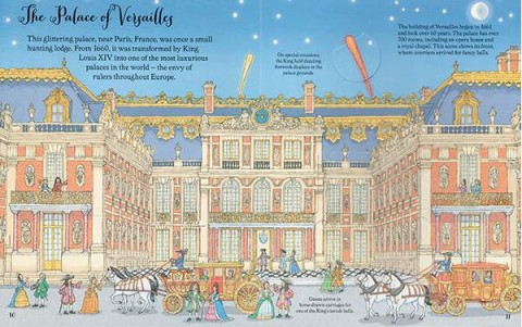 Usborne Book See Inside Famous Palace