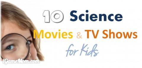 science movie tv show kids