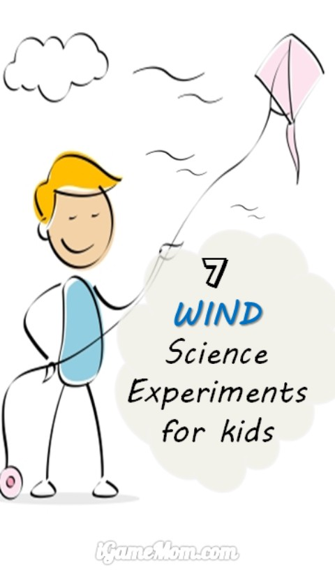 Wind Science Experiments for Kids