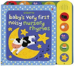 Baby very first noisy nursery rhymes
