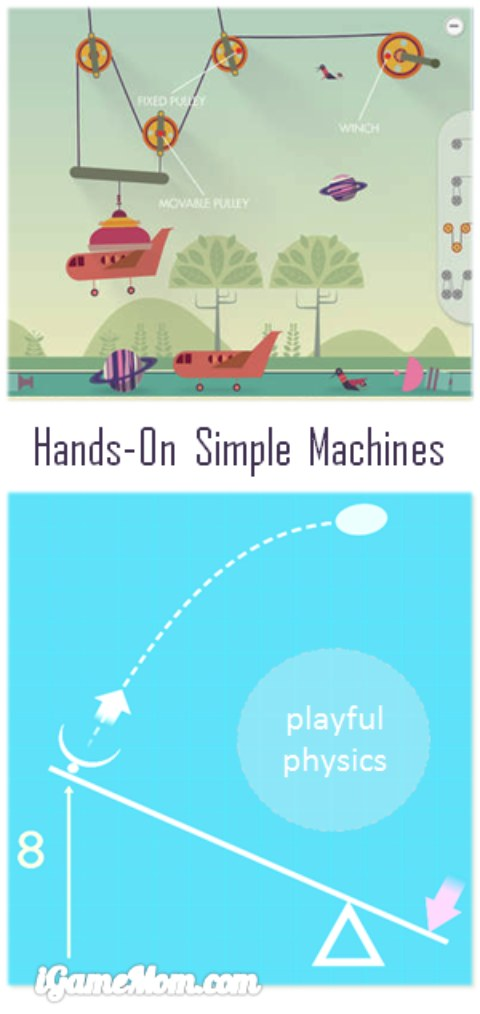 hands on engineering for kids with examples of simple machines