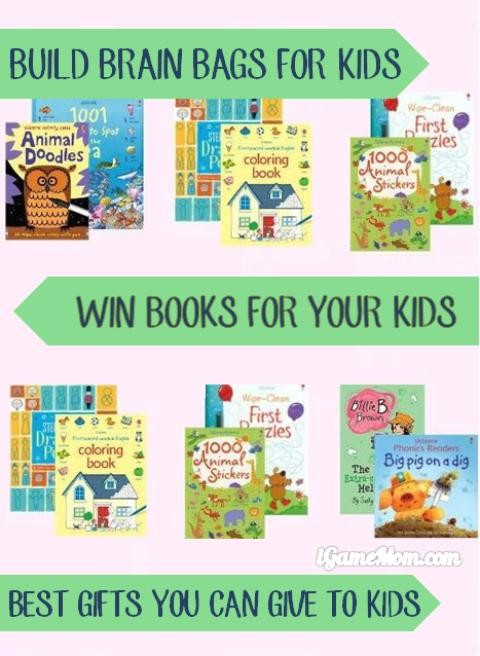 children books giveaway