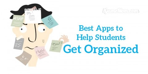 best apps to help students get organized
