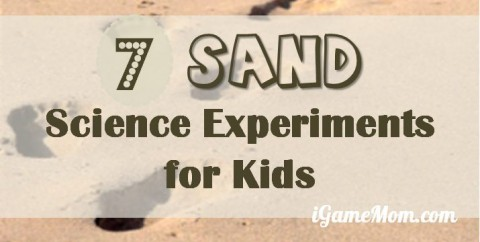 sand science activities for kids