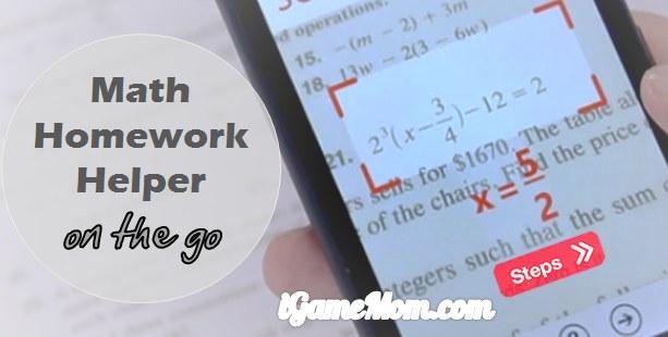 Go math homework help