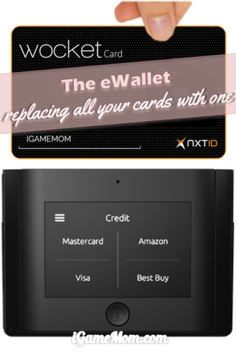 The eWallet replacing all your cards with one card