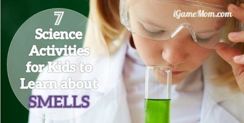 kids science activities about smells