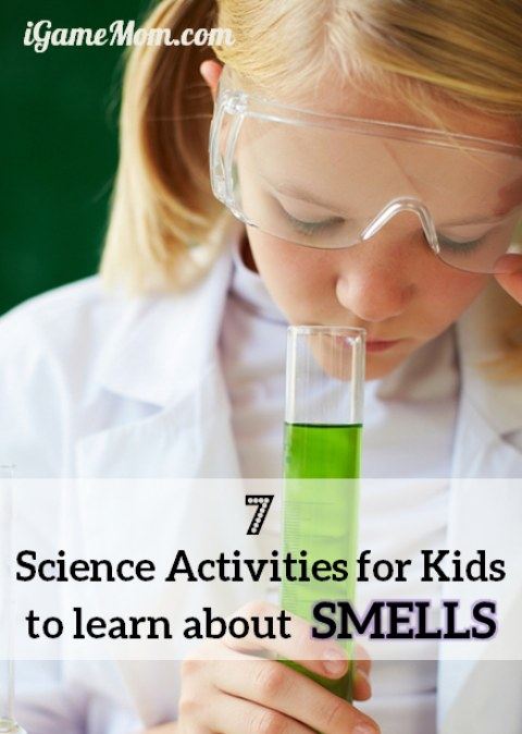 Why can we smell? How does smell affect taste? Fun science activities that answer kids questions about the sense of smell | five senses | STEM | preschool kindergarten high school