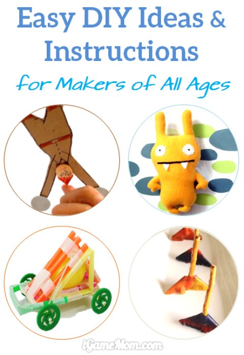 Instructables Diy App For Makers Of All Ages