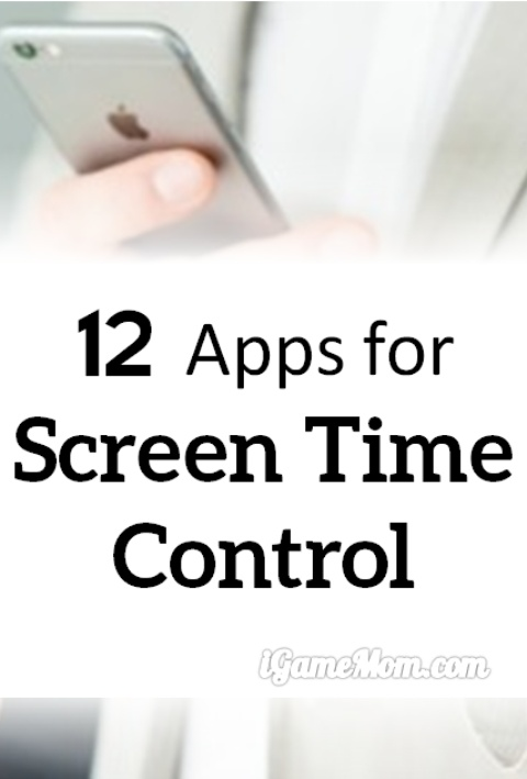 Are your kids spending too much time on screen? How about yourself? Use these screen control apps to help the whole family limit the screen time and have more quality family time together. Let's stop the smartphone addiction together.