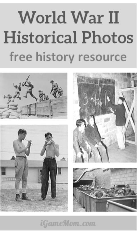 free history resource photo archive World War 2 Pictures